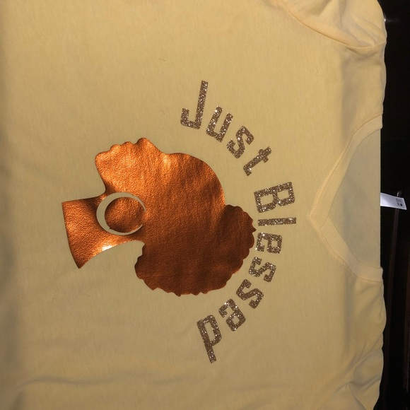 Tops - Just Blessed T-Shirt